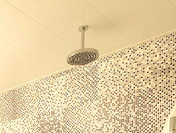天井シャワー